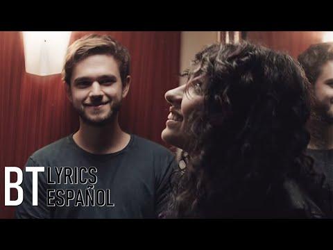 Zedd, Alessia Cara - Stay (Lyrics + Español) Video Official