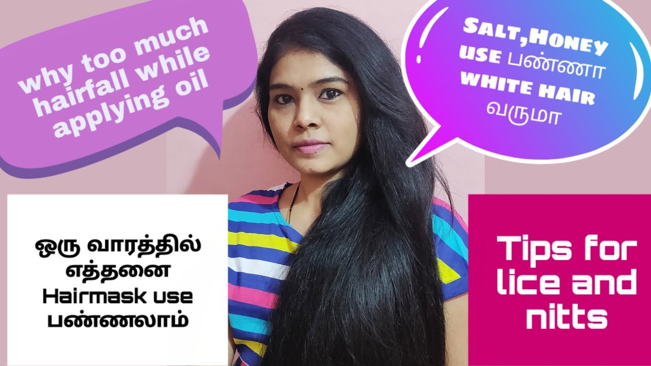 My Hair care Q&A in தமிழ் | Answer for Most Asked Questions | Watch to know More about Hair Care