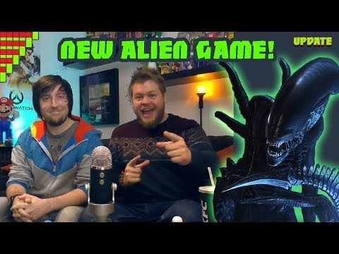 New ALIEN game from FOX!! // Nintendo LABO! // Your Comments | MOG Update