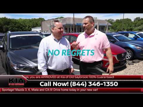 You Are Approved at Kia of Old Saybrook!