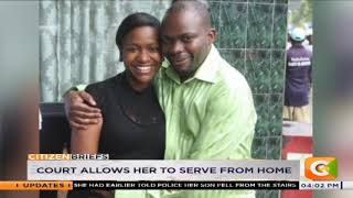 Former Tv anchor Esther Arunga freed after conviction