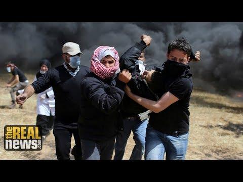 Norman Finkelstein on Israel's 'Murderous Assault on Nonviolent Protesters' in Gaza