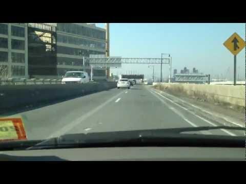 Holland Tunnel, Pulaski Skyway, Raymond Boulevard