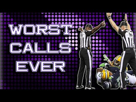 That Time Replacement Refs Made the NFL Almost Unwatchable