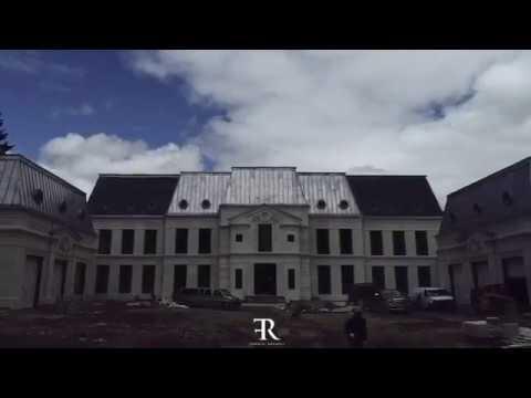 Drake's Massive OVO Mansion (Rich Life Of Drake ) ( OVO SOUND) ( VIRAL FLAME NETWORK)