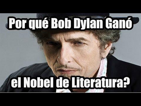 Las Razones por las que Bob Dylan se llevó el Premio Nobel de Literatura