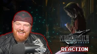 Krimson KB Reacts: IT'S SO BEAUTIFUL! - FF7 Remake Opening Movie