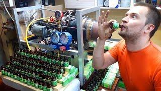 Сможет ли Реактивный Двигатель работать на БОЯРЫШНИКЕ