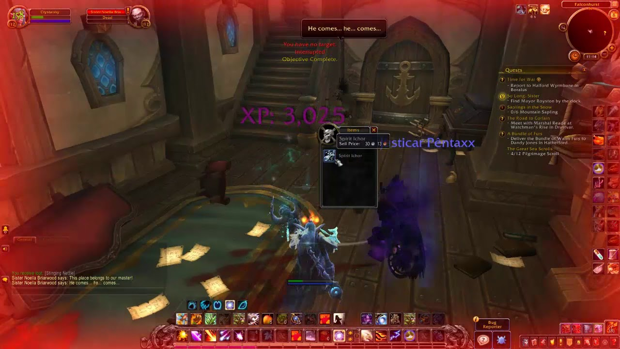 fighting with fire drustvar story quests