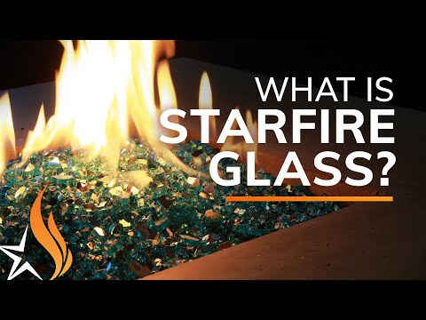 What is Starfire Glass and why should you use it? A Fire Glass Demo.