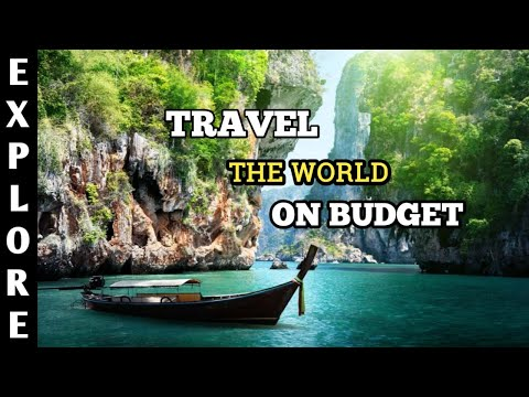 Cheapest Places To Visit in 2020 | Budget Travel 2020 | Cheap Travel Destinations In The World