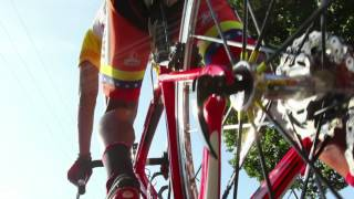 16. #VielmaMoraConstruye 50 años Vuelta al Táchira en bicicleta