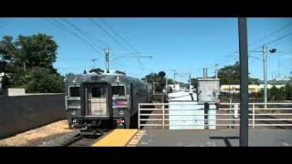 Railfanning At Long Branch 3 (Labor Day Special)
