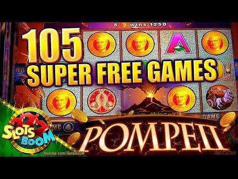 Free casino slot games pompeii