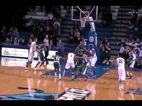 Buffalo Bulls vs Eastern Michigan Eagles Basketball 1/24/12