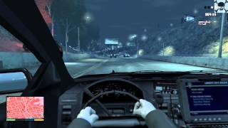 Grand Theft Auto IV in style V | GamePlay PC 1080p | Мод типа GTA 5