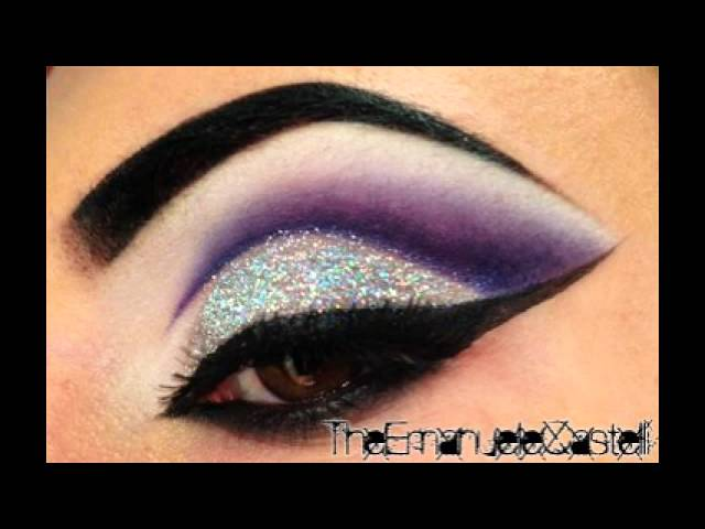 15 Glitter Eye Makeup Tutorials To Try At Home Because We Can't ...