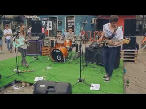 Wild Islands | Live in Moscow @ Чёрный фестиваль 01/06/2014