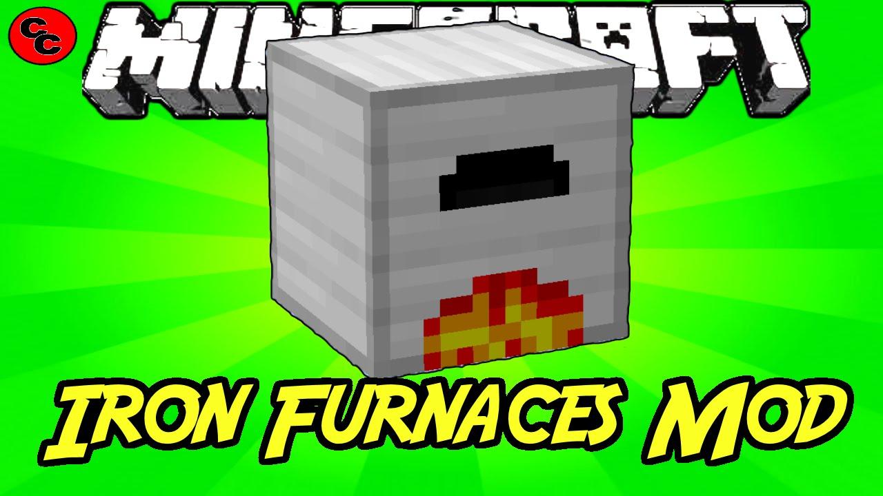 minecraft furnace overhaul