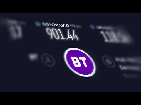 BT's New (Nearly) GIGABIT Consumer Broadband! - Full Fibre 900