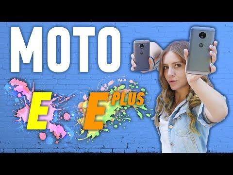 MOTO E И E PLUS: ЧЕТВЕРТОЕ ПОКОЛЕНИЕ - обзор от Ники