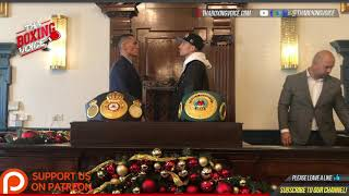 🔴Alex Dilmaghani vs Francisco Fonseca Face-Off🔥