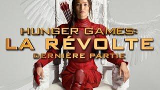 Hunger Games: La révolte - Dernière partie (22/03)