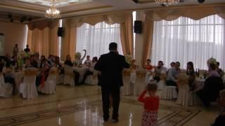 Музыкальное поздравление от родителей невесты
