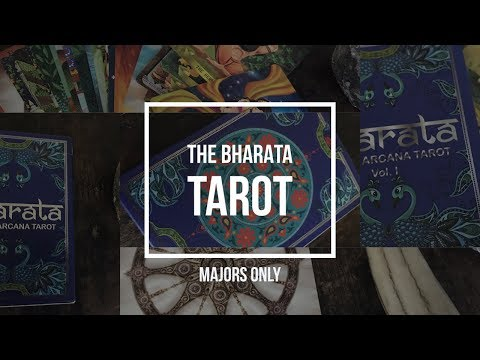 Unboxing || The Bharata Major Arcana