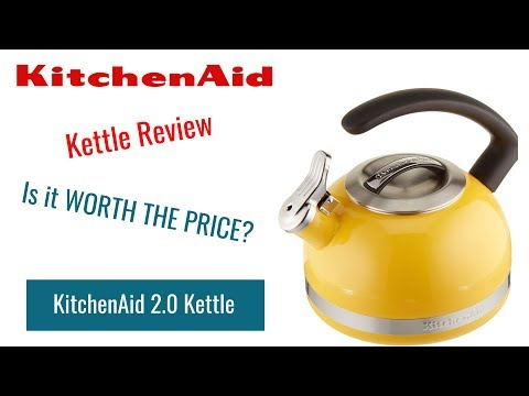 KitchenAid Kettle Review   Kitchen Aid Product Review