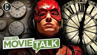 The Flash Movie Production Pushed, Now Eyeing a 2021 Release - Movie Talk