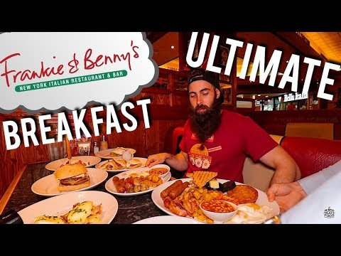 The Ultimate Frankie & Benny's Breakfast And The Trip To Hospital | C.O.B. Ep.29