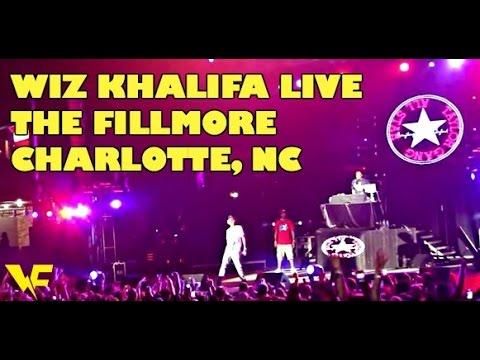 Wiz Khalifa Live   The Fillmore Charlotte, NC