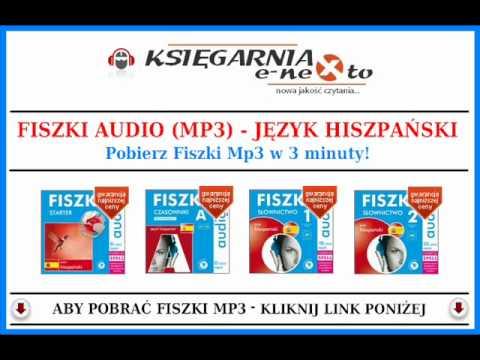 JĘZYK HISZPAŃSKI - FISZKI AUDIO (Mp3) - Pobierz Fiszki do Nauki Hiszpańskiego...