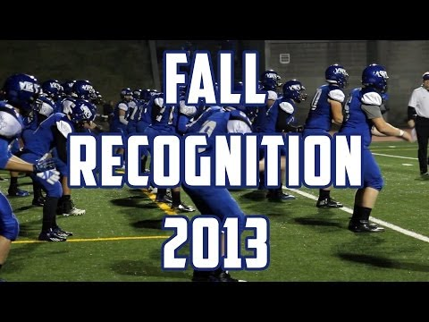 Curtis High School: Fall Recognition Video 2013-2014