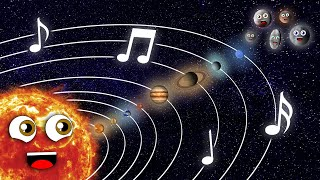 Download Lagu The Planet Song of Solar System Featuring the Dwarf Planets Song/Solar System Song for Kids mp3