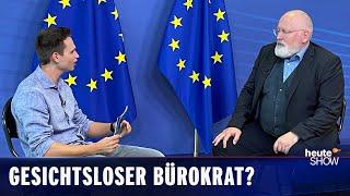 Von der Leyens Stellvertreter – Fabian Köster trifft den EU-Klimakommissar