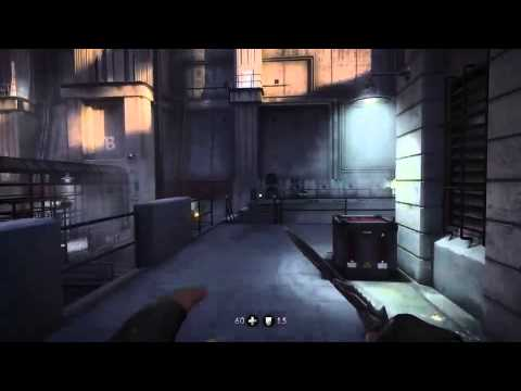 Wolfenstein: The New Order *Breaking In and Out The Nazi Prison*