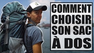 HOW TO CHOOSE YOUR BACKPACK FOR A TRIP | Alex & MJ - On The GO