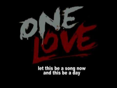 David Guetta ft Estelle - One love (karaoke)