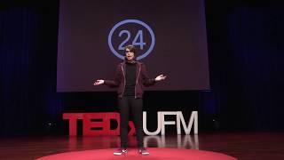 24 horas para encontrar tu pasión  | Daniela Argüello | TEDxUFM