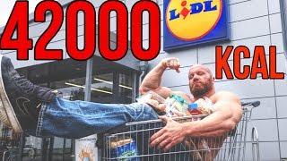 42.000 Kcal LIDL Einkauf!