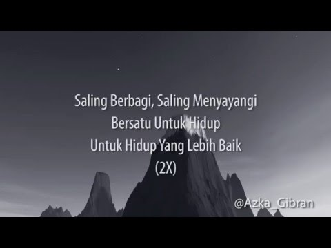 All Artist (Iwan Fals, Noah, Nidji, d'Masiv, Geisha) - Abadi (Video Lirik / Video Lyrics) HD