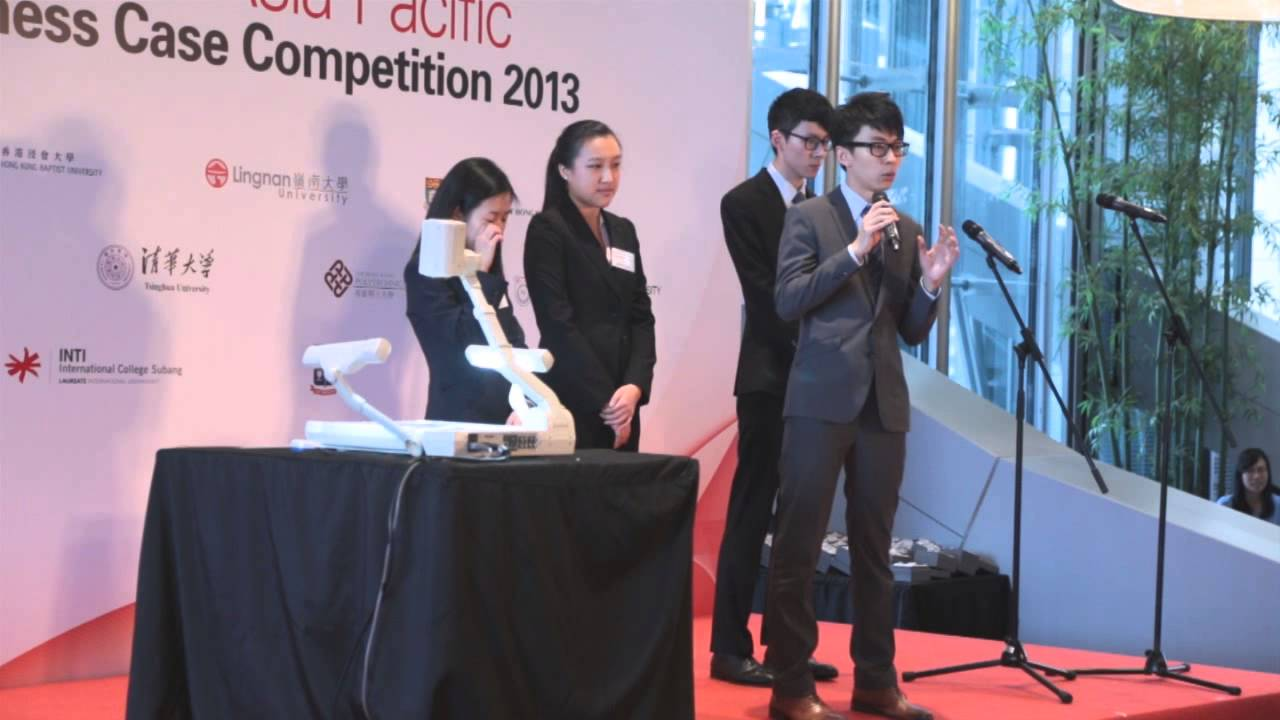hsbc asia pacific business case competition 2013 final round team 1 hkust 1st runner up youtube