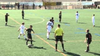 Strikers FC vs Real Madrid   Class D