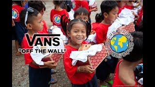 VANS X CAMBODIAN CHILDREN'S FUND