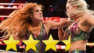 WWE Hell In A Cell 2018 - Every Match Star Rating