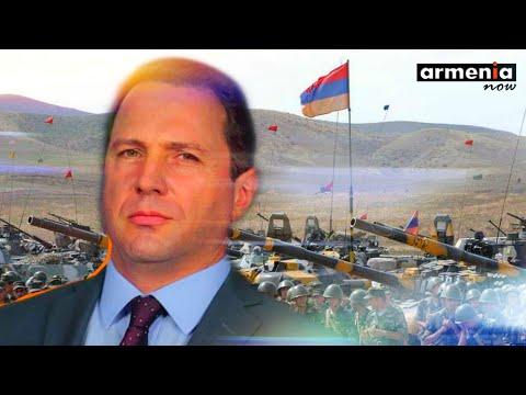 МОЩЬ: Армянская армия не будет отсиживаться в окопах: Тоноян