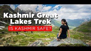 Into The KASHMIR Valley | Kashmir Great Lakes Trek | Cinematic Travel Film - The Conclusion (Part 2)