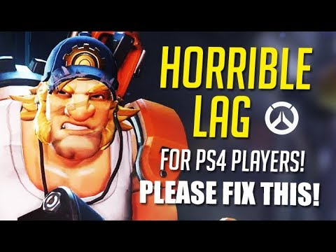OVERWATCH TALK   EMOTES ARE CAUSING THE GAME TO LAG ON PS4! ABSOLUTE MUST  FIX!!
